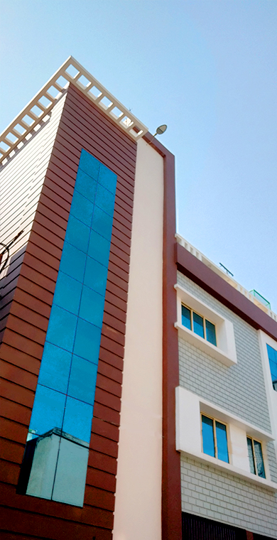NTSPL Office Building