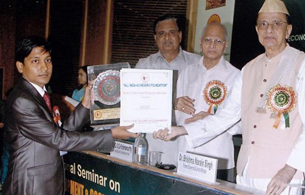 Business Leadership Award 2010