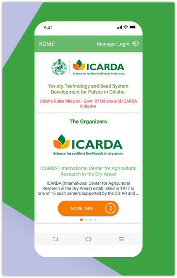 ICARDA App