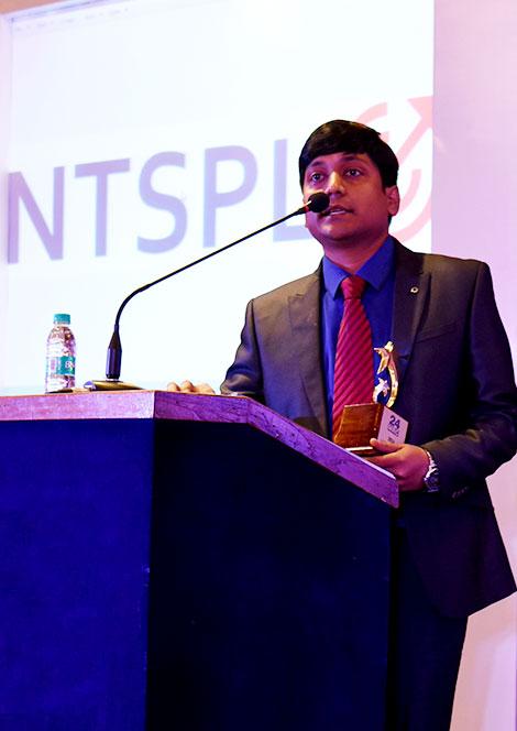 Mr. Sagar-Mohanty Founder & Managing Director Nexus Technoware Solution Pvt Ltd NTSPL