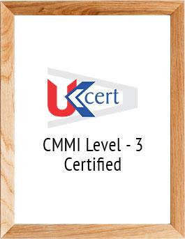 CMMI Level-3 Certified