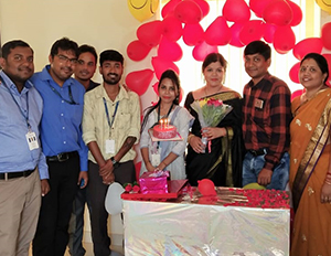NTSPL Birthday Celebrations