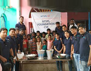 NTSPL CSR Activities