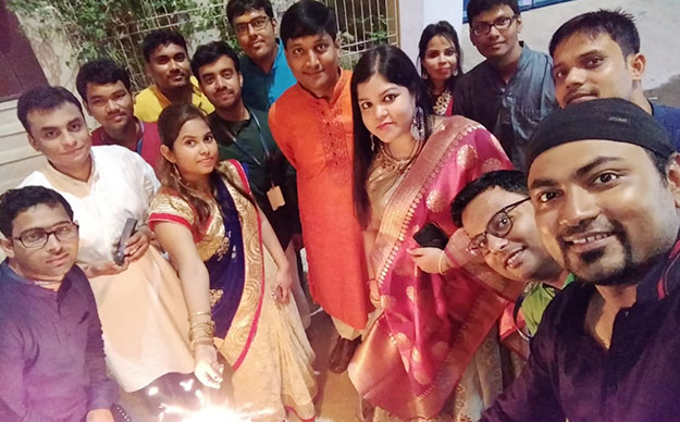 Diwali Celebration @ 2018