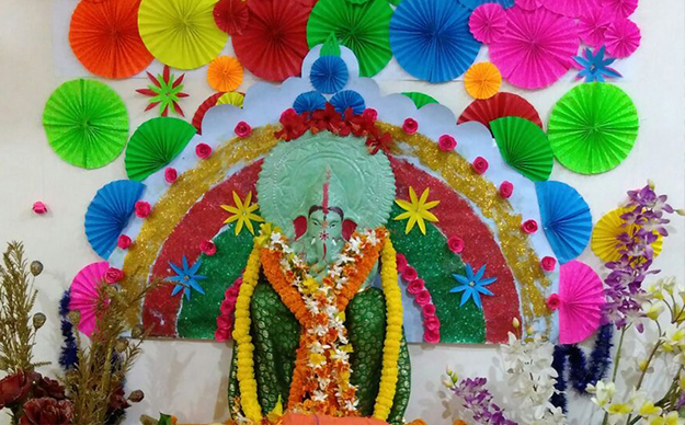 Ganesh Puja Ceremony