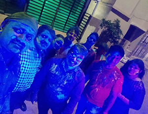 NTSPL Holi Celebrations