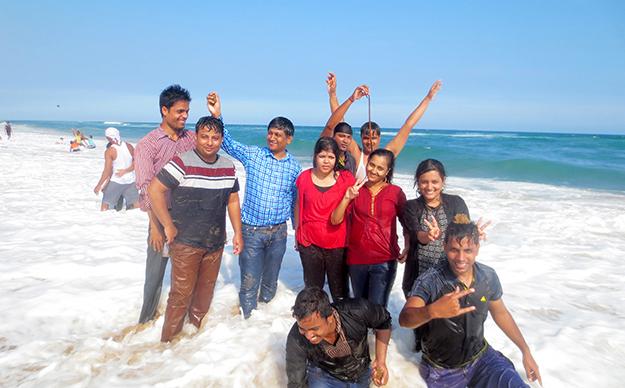A Weekend Trip To Puri