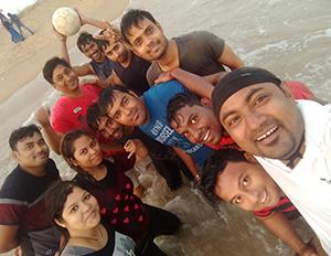 NTSPL Puri Trip
