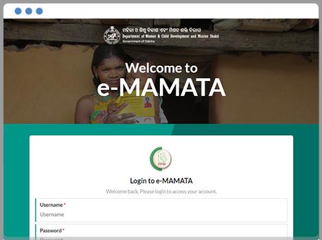 e-Mamata Web & Mobile Application