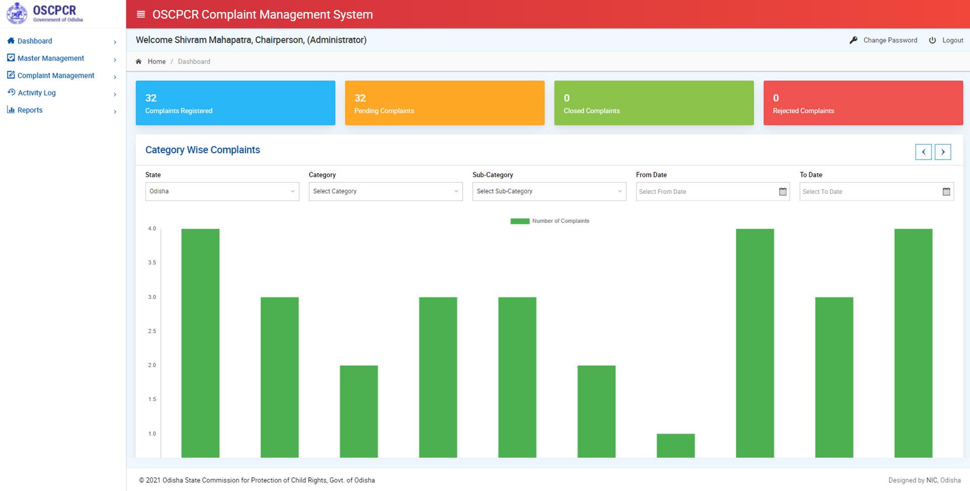 Complaint-Management-System-OSCPCR-s1