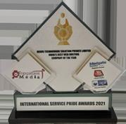 International Service Pride Awards 2021